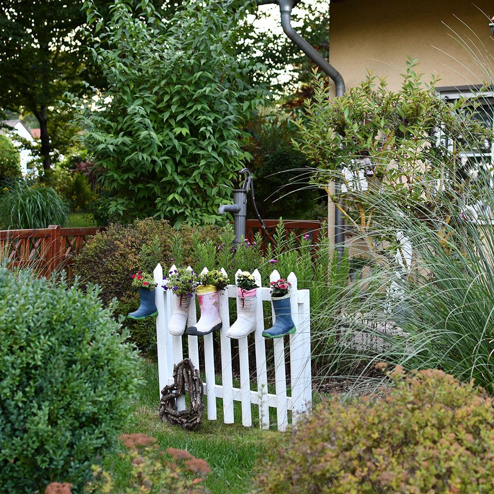 Unser Garten - Berner von der Feldflosse